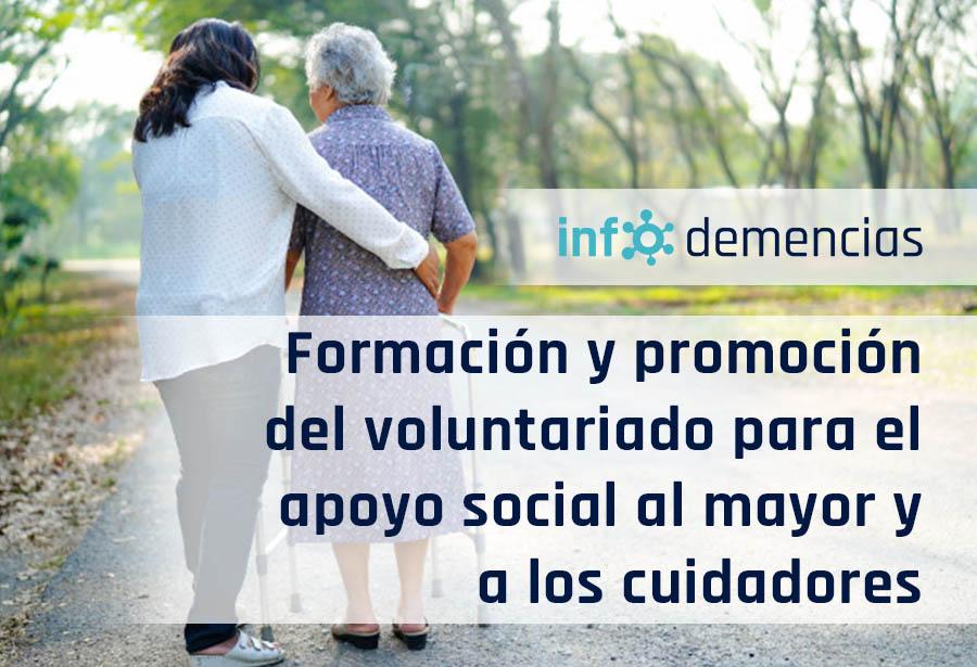Formación y promoción del voluntariado